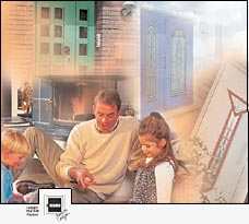 Rehau Kunststoff-Haustüren von Appel